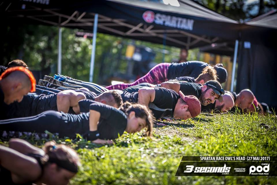 burpees spartan race